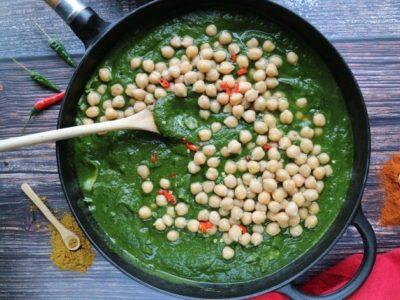 nyttig vegetarisk gryta