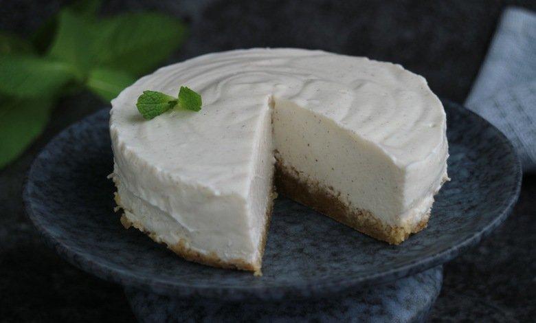 kalorisnål cheesecake