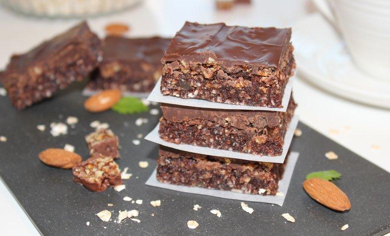 Raw-food chokladbitar