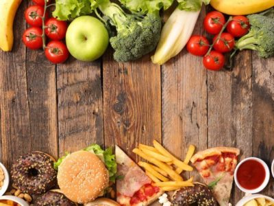 kalorisnål skräpmat