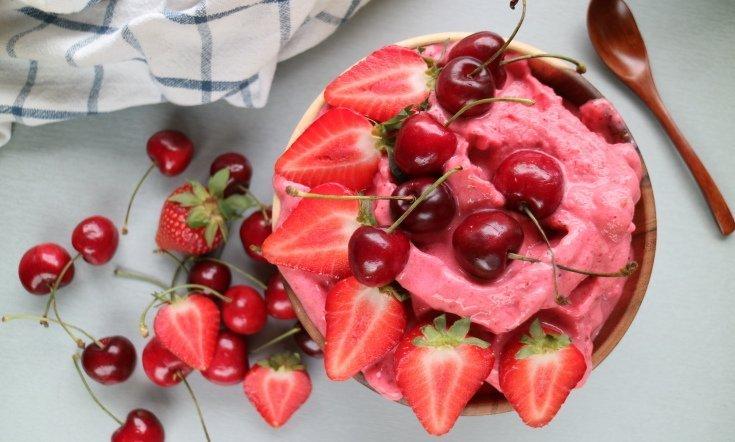Kalorisnålt recept på smoothiebowl