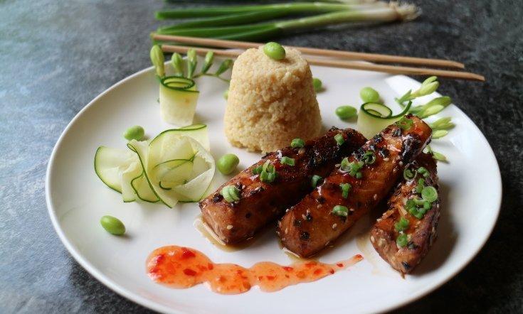 Recept på en nyttig middag – asiatisk torsk