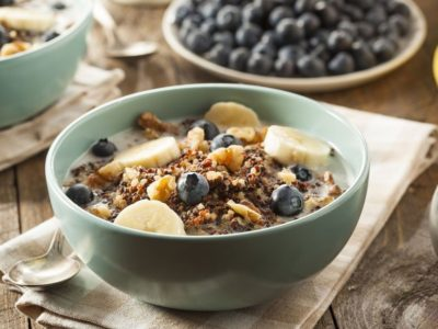 Nyttiga frukostrecept