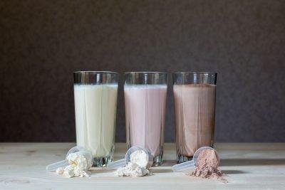 shakes fördelar
