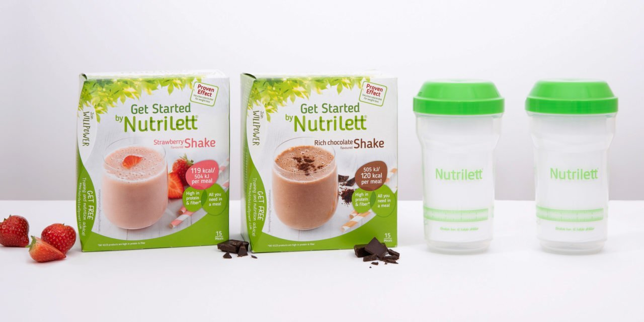 Gå ner i vikt snabbt med Nutrilett