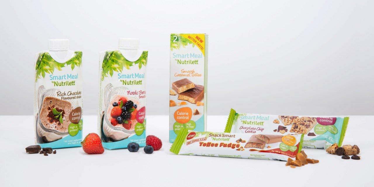 kalorier i nutrilett smoothie